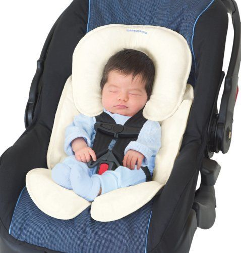 snuzzler infant support insert velboa black award winning product