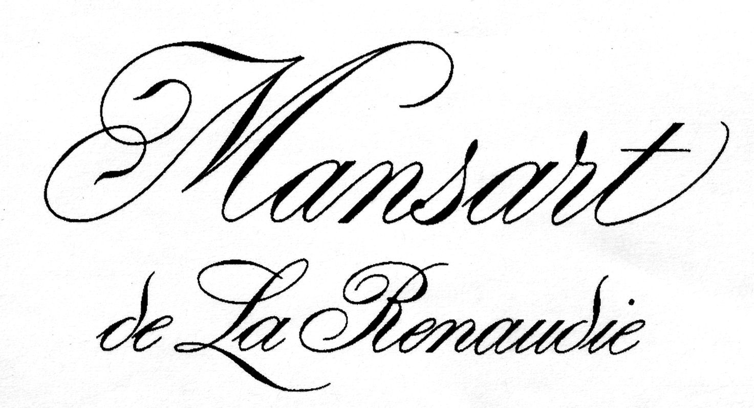 Script fonts classic font similar to edwardian