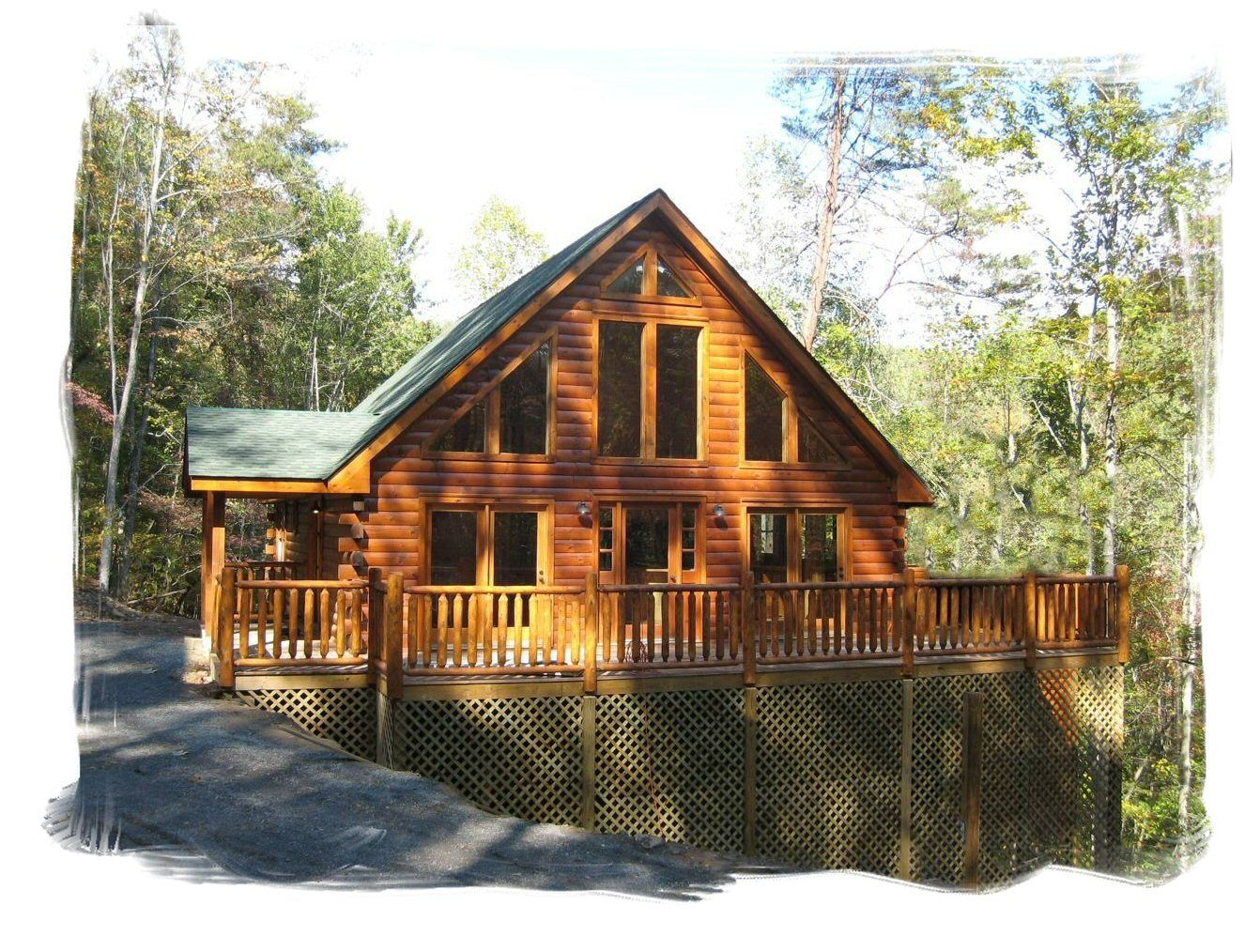 Chimney Rock NC Cabin Rentals | Reviews!welcome To Cabin Bird Feeder With  Owners And