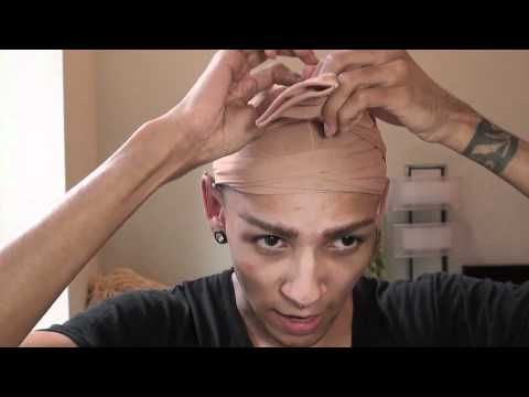 Quick Tip  Securing Wigs Without Glue Tape  64104f608