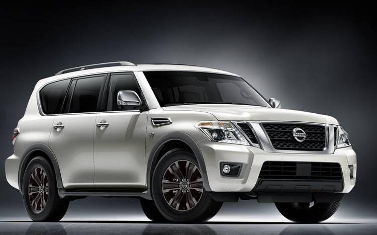 Top Ten World S Most Famous Gas Powered Vehicles Nissan Armada Nissan Armada
