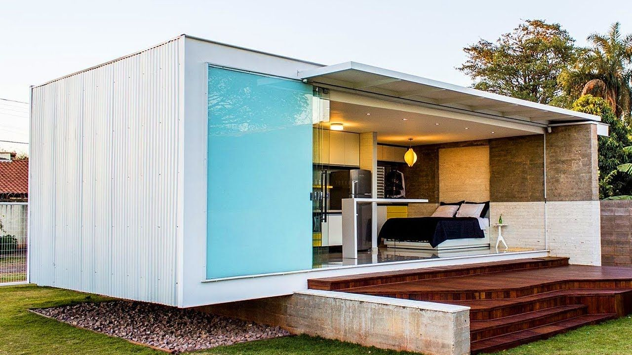 Pin By Le Tuan Home Design On Le Tuan Home Design More Tiny Houses Https Goo Gl Zl5ank House Design Unique Houses Small House Design