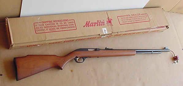 Marlin Firearms Co Model 60 Gl 22 Semi Auto Rifle Wbox For Sale