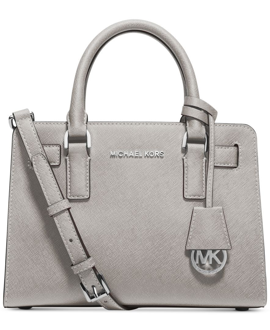 MICHAEL Michael Kors Dillon Small Satchel - Handbags \u0026 Accessories - Macy\u0027s
