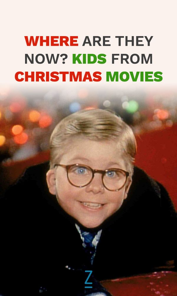 Where Are They Now: Kids from Christmas Movies | Pinterest | Pizza ...