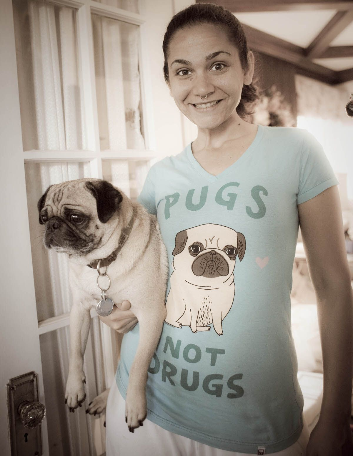 Miyagi Was The Best Pug Check Out His Life In Portraits Pug