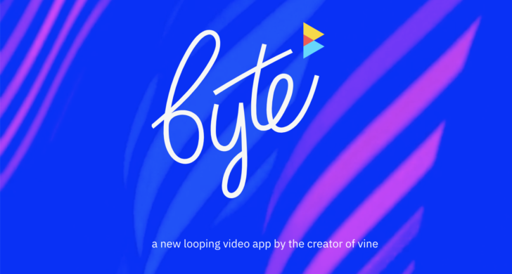 Byte is the new video looping app from the founder of Vine