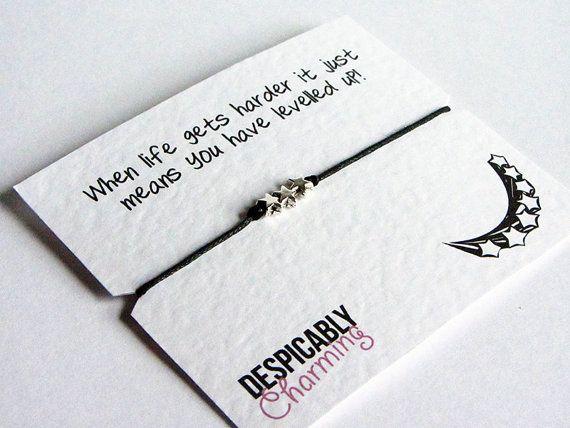 Gamer Bracelet Level Up Friendship Gifts For Gamers Girl Jewellery Star Couples Geek Gift