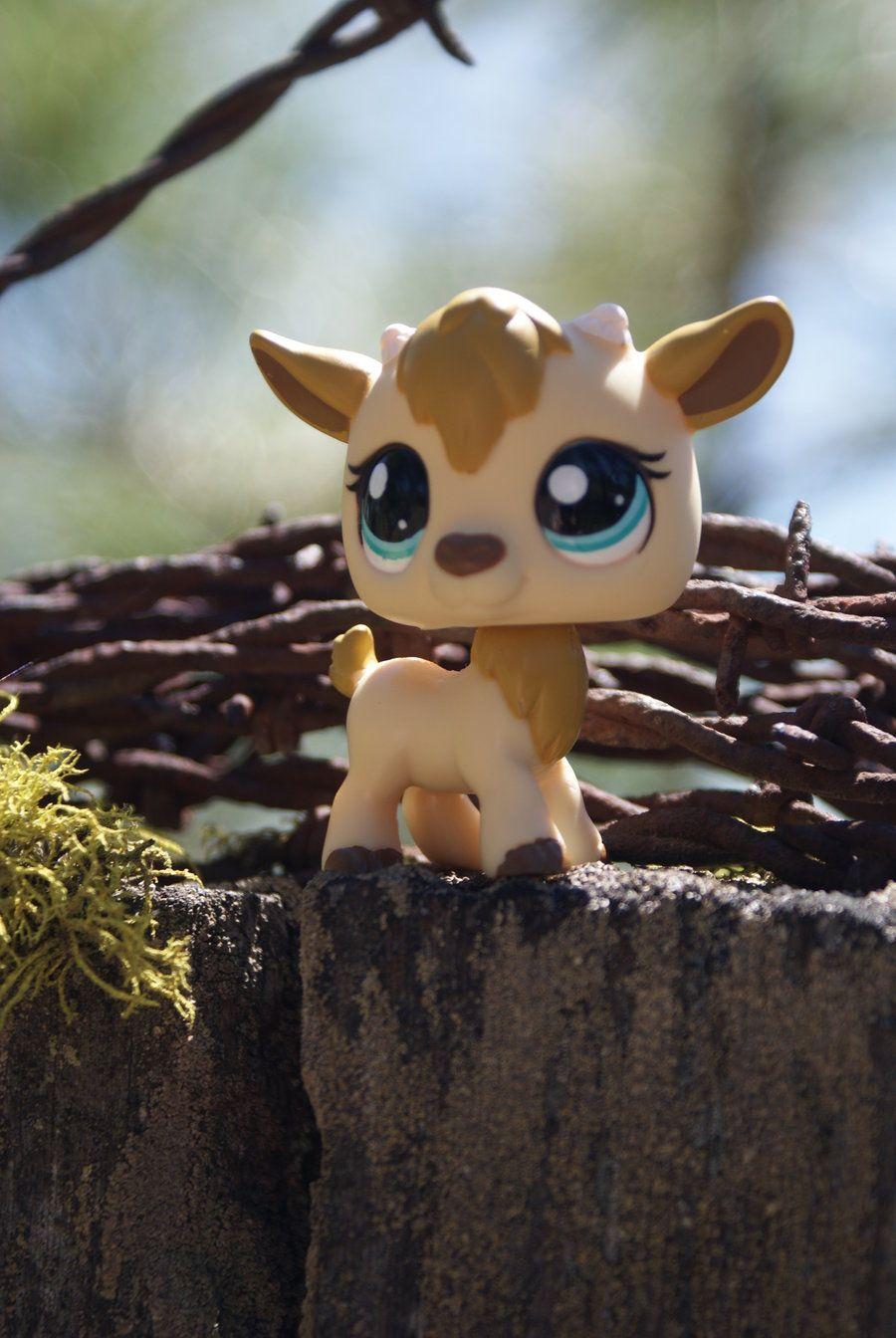 LPS goat by Eli102.deviantart.com on @deviantART | Pets ...