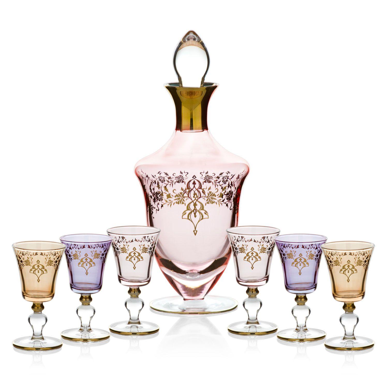 Photo of Bernardo Ottoman Series Liquor Set / Liqueur Set #bernardo #g …