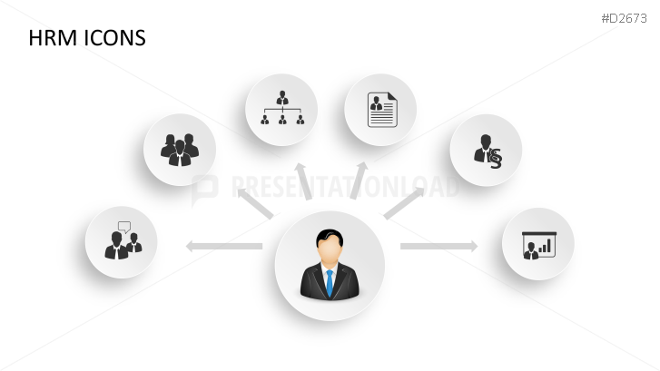 Human Resource Hr Management Powerpoint Icons Powerpoint Icon Human Resources Hr Management