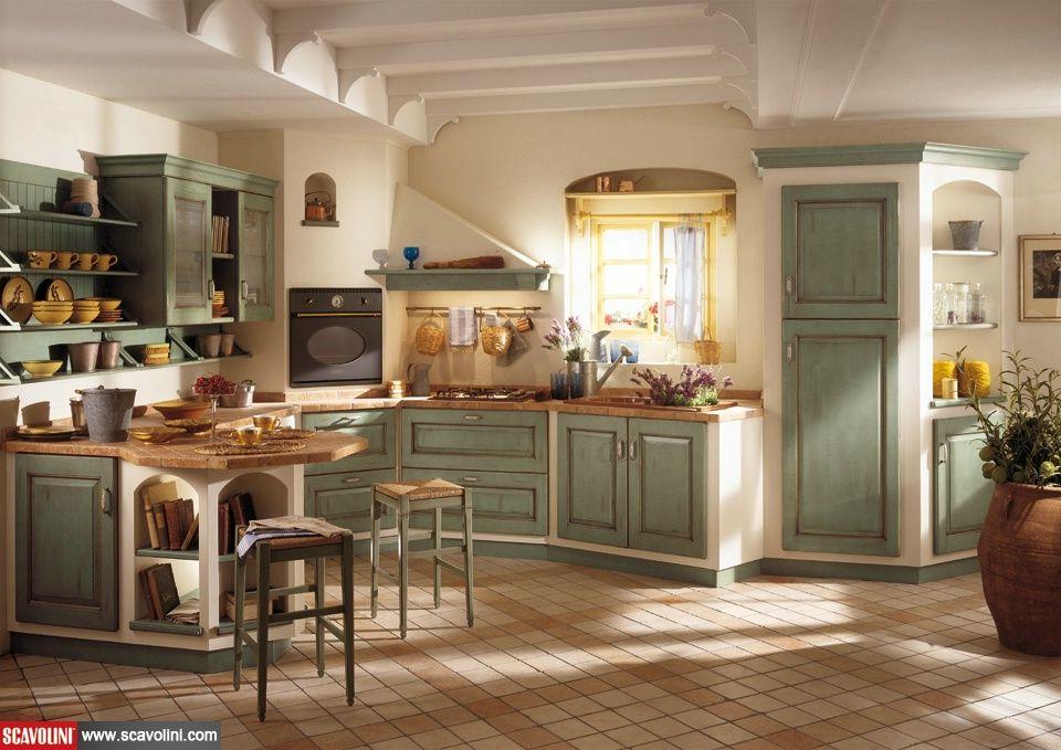cucine scavolini rustiche - Cerca con Google