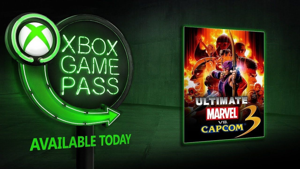 إضافة ألعاب جديدة لمكتبة ألعاب خدمة Xbox Game Pass Game