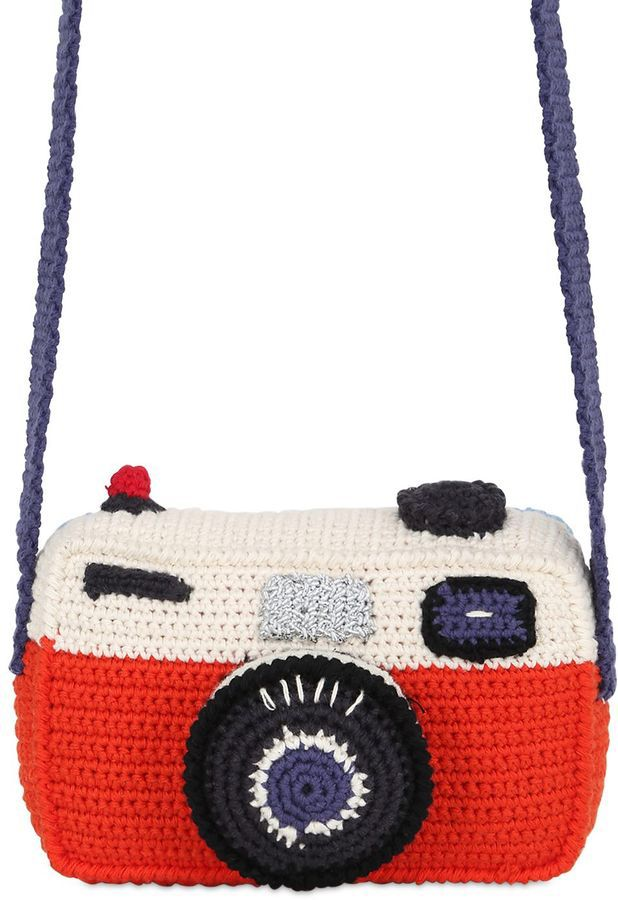Crochet Camera #anneclaire #affiliate | Amigurumi | Pinterest ...