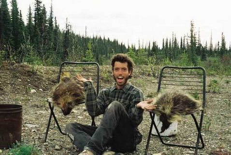 the christopher mccandless story people pinterest