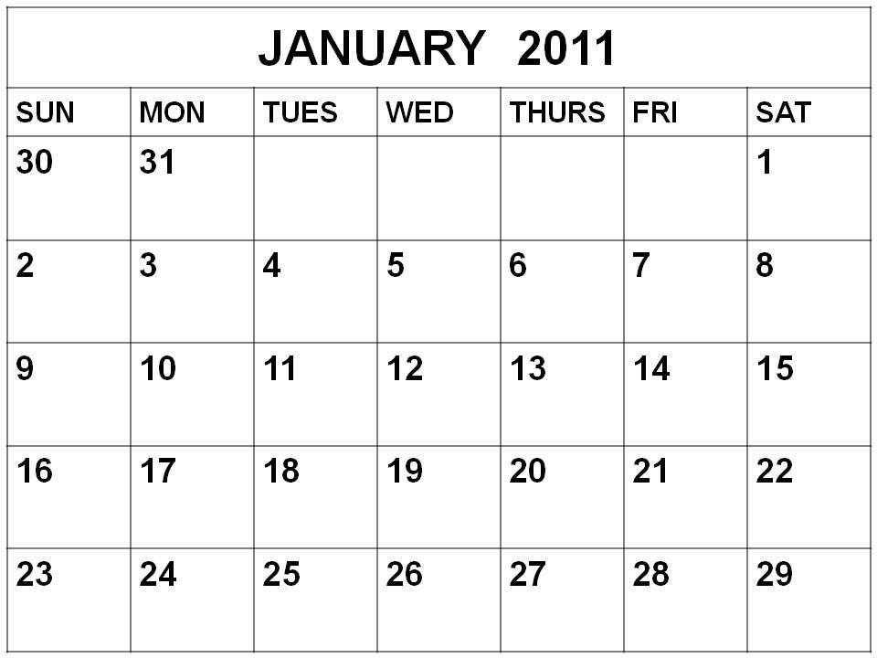 Calendar January Template. . #Calendar January Template | calendar ...