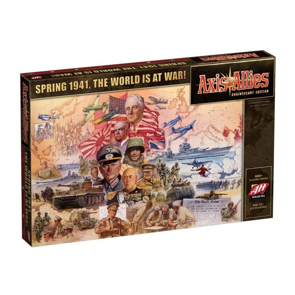 Axis & Allies (2017 Anniversary Edition) Board Game