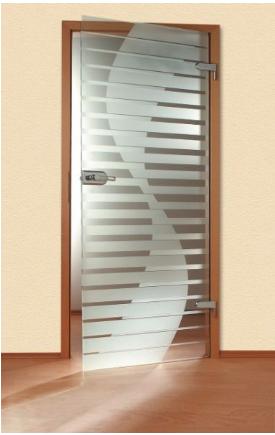 Interior Glass Door With Door Hinge And Handles Lock Set Glass Doors Interior Glass Door Doors Interior