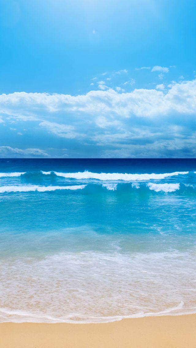Beach Wallpaper Iphone 5