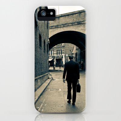 London hidden places  iPhone Case by AlejandraClick - $35.00