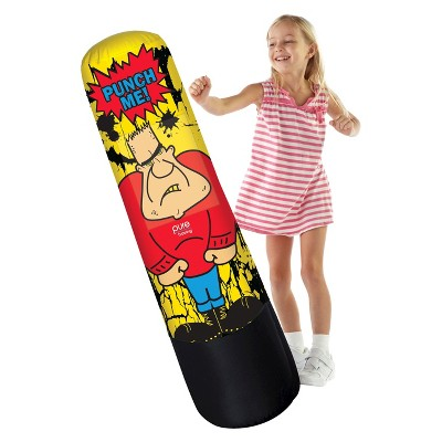 Pure Boxing Bully Bag Inflatable Punching For Kids Ages