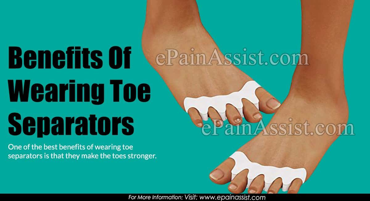 27++ Toe spacers before and after trends