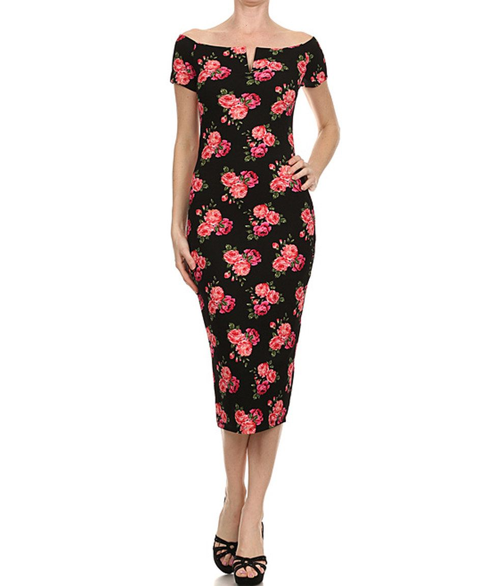 Pinterest Bodycon Floral Dress Dresses Vintage Inspired Outfits [ jpg ]