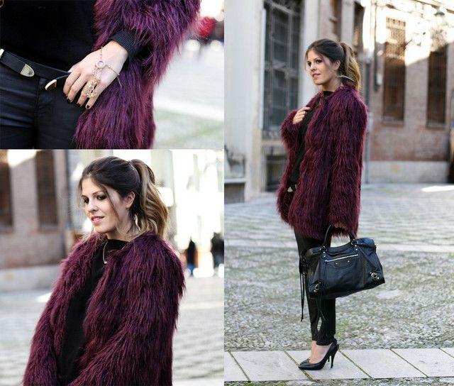 Street Style / Moda en la calle: Esther, de Madrid (Armario en ruinas)