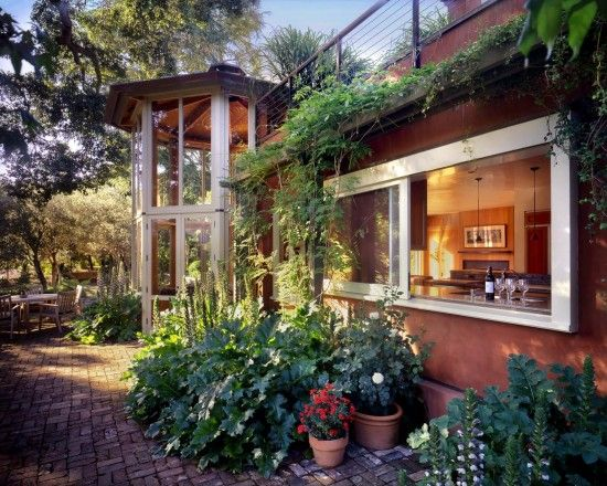 Eclectic Exterior Design, Pictures, Remodel, Decor and Ideas - page 27