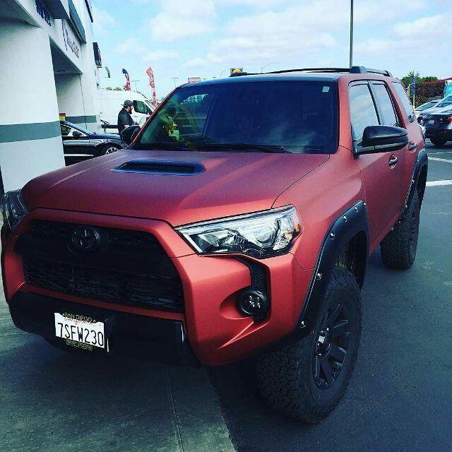 Instagram Photo By Hefty Fabworks Inc May 12 2016 At 11 01pm Utc Toyota Suv Toyota 4runner Trd Toyota Trucks