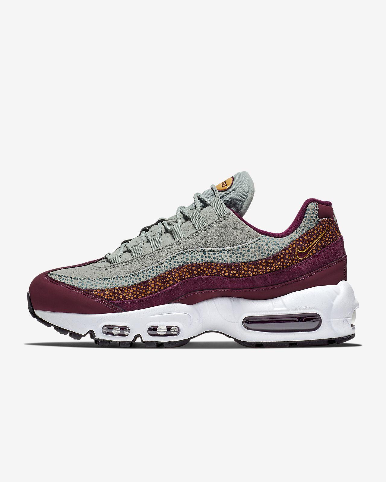 size 40 d98be 5687d Nike Air Max 95 Premium Contrast Women s Shoe size 8