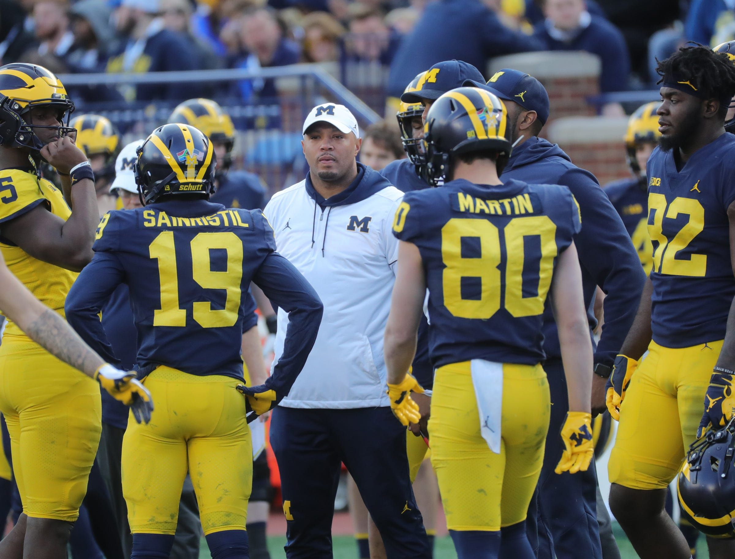 Michigan football vs. Middle Tennessee State Scouting