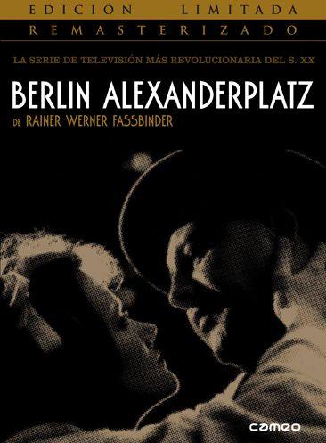 Berlin Alexanderplatz Comprar Esta Pelicula En Cameo Serie De Television Carteles De Peliculas Peliculas