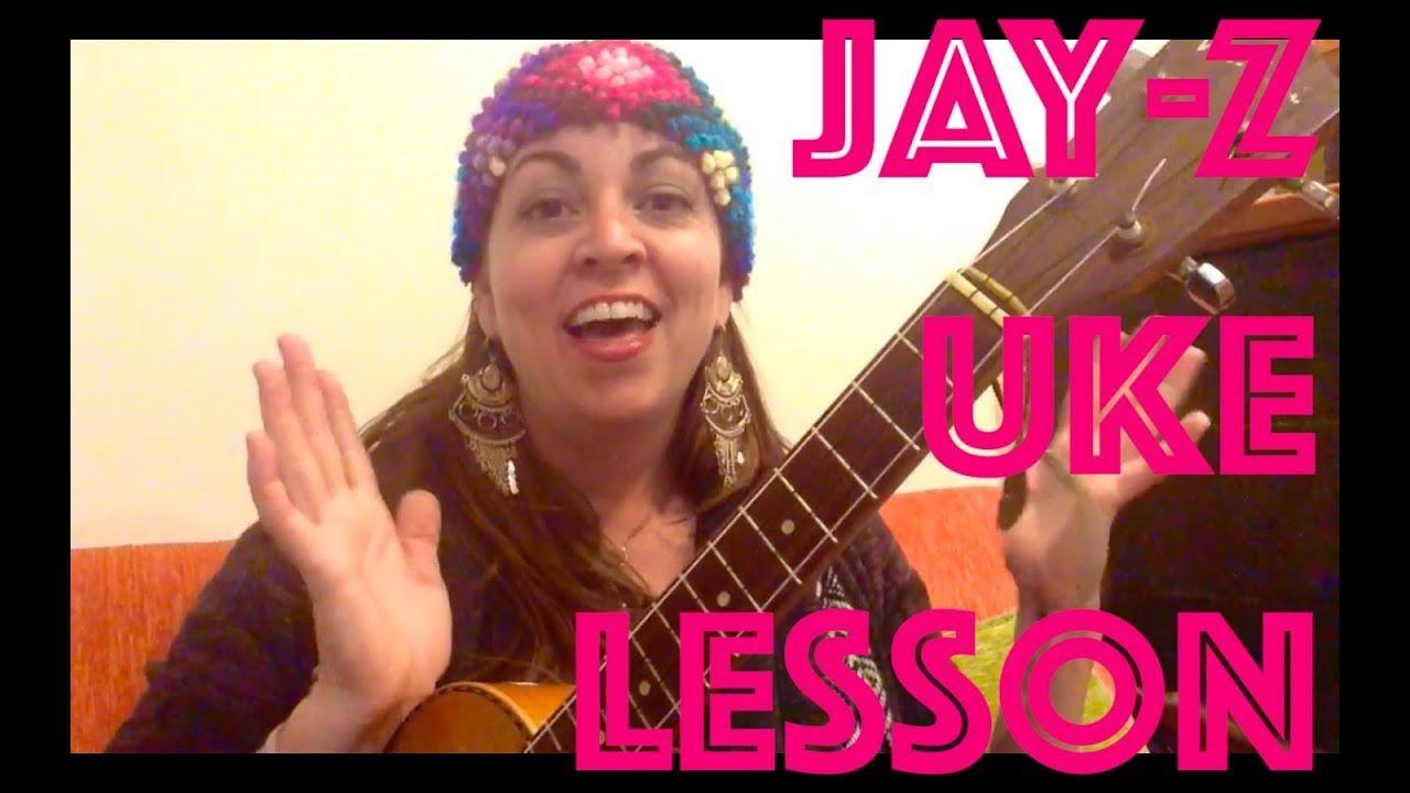 How To Play Jay Z I Just Wanna Love U Ukulele Lesson Chords Strum
