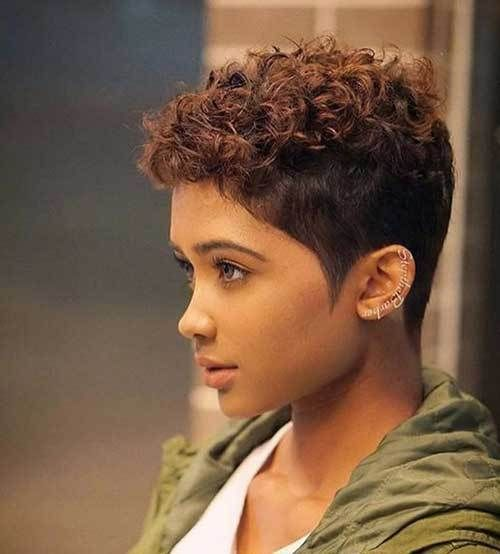 25 Great Short Haircuts For Black Women