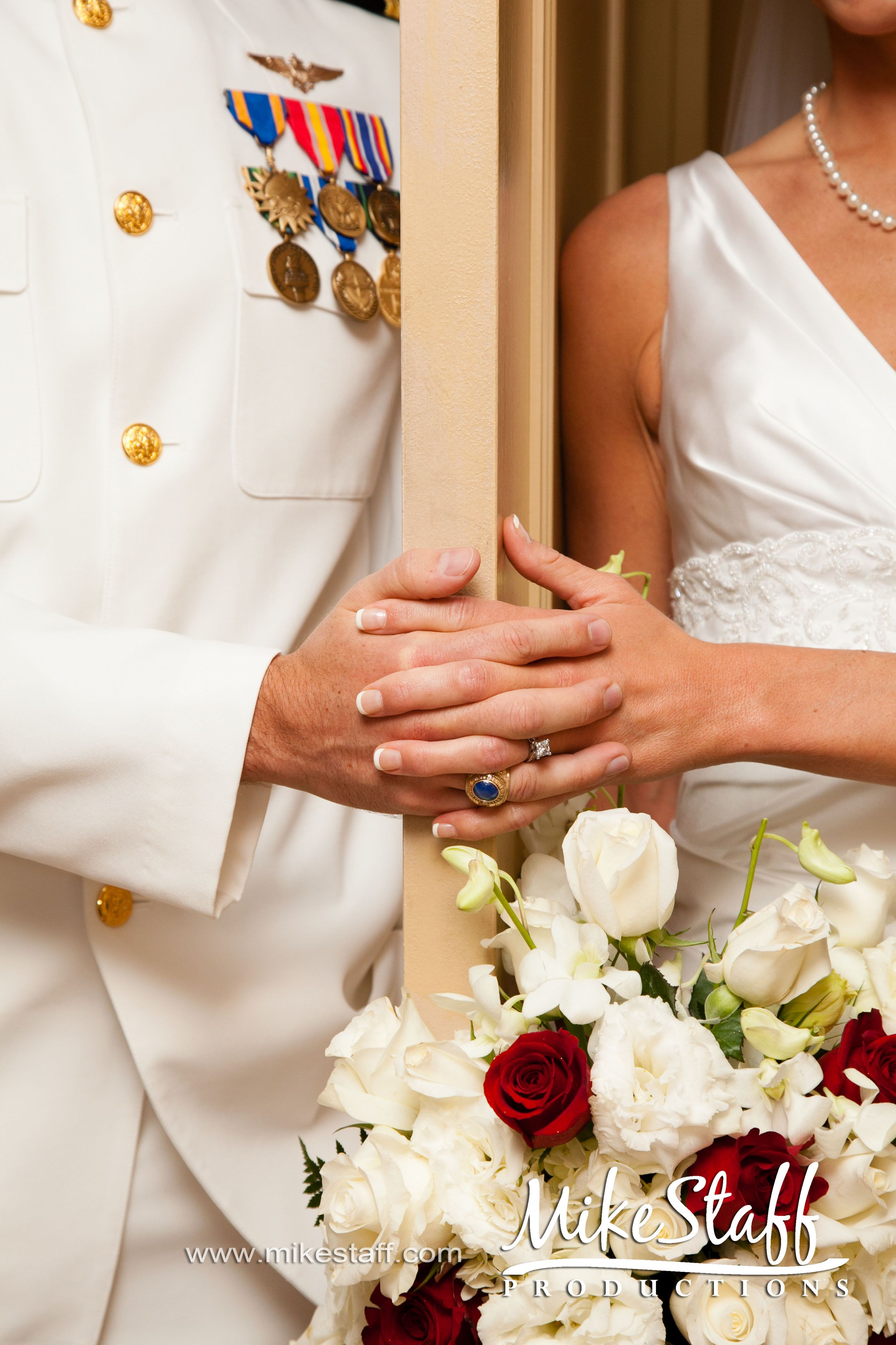 I Swear Wedding Photography: But With A Pinky Swear Instead. :-)