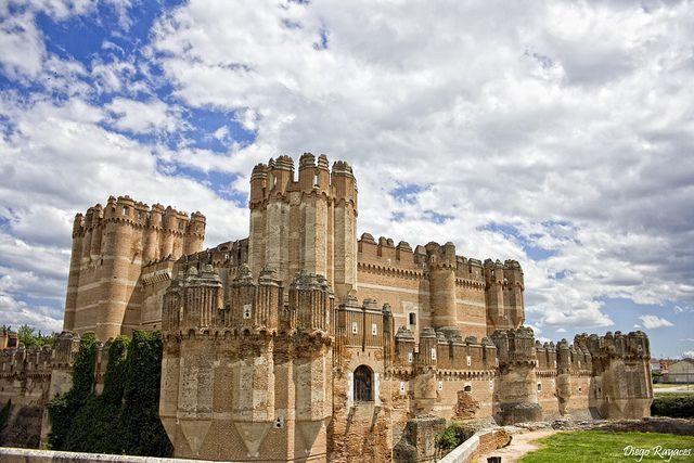 Castillo de Coca, Spain