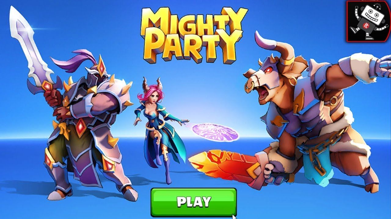 Mighty Party Turn Based Strategy Games Long IT