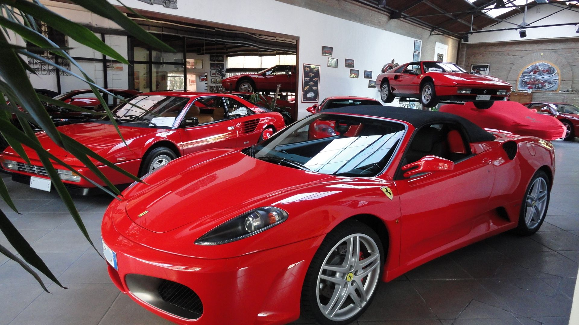 cars sale western for red ferrari in used cape italia