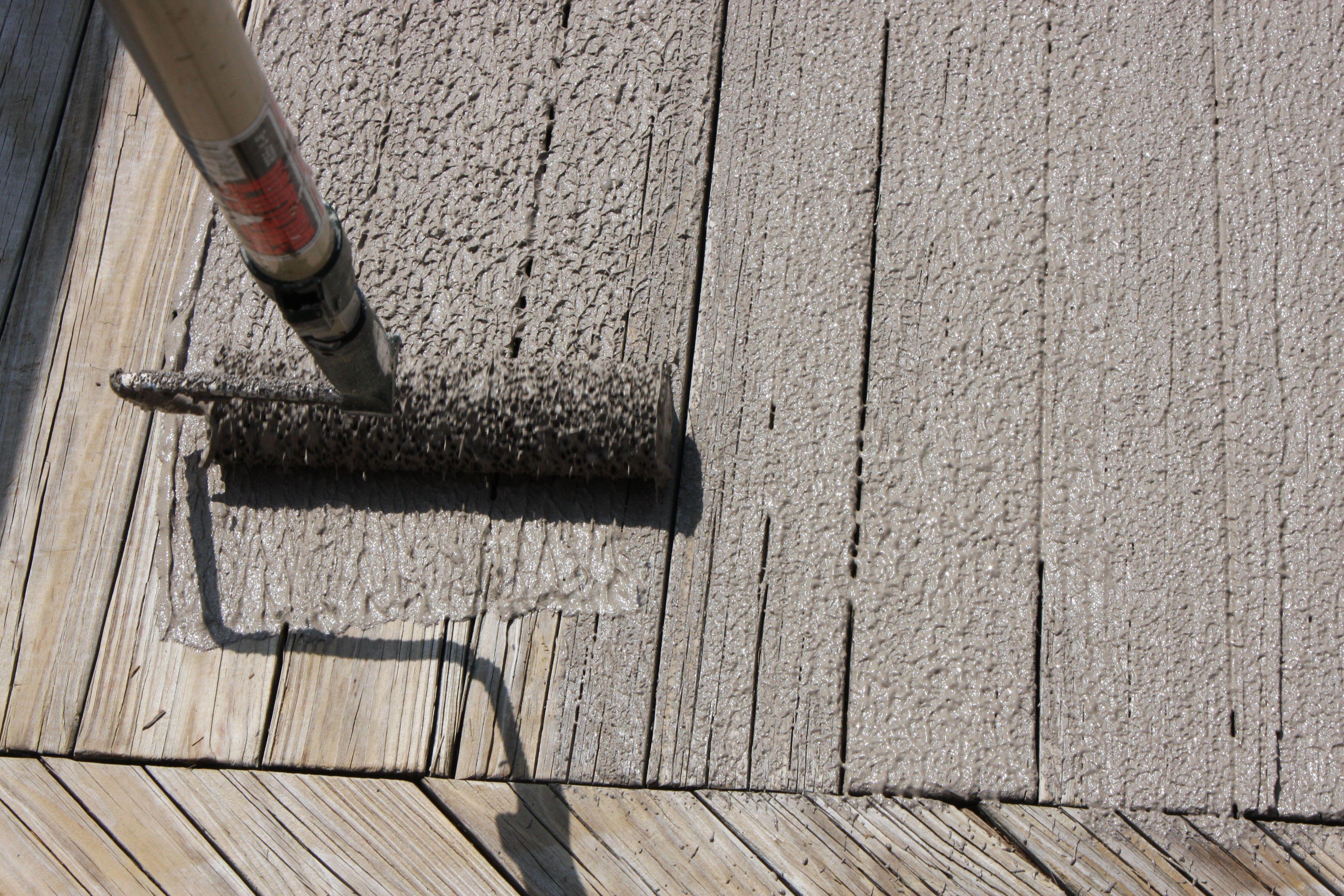 Armorrenew Wood Concrete Resurfacer Deck Refinishing Deck