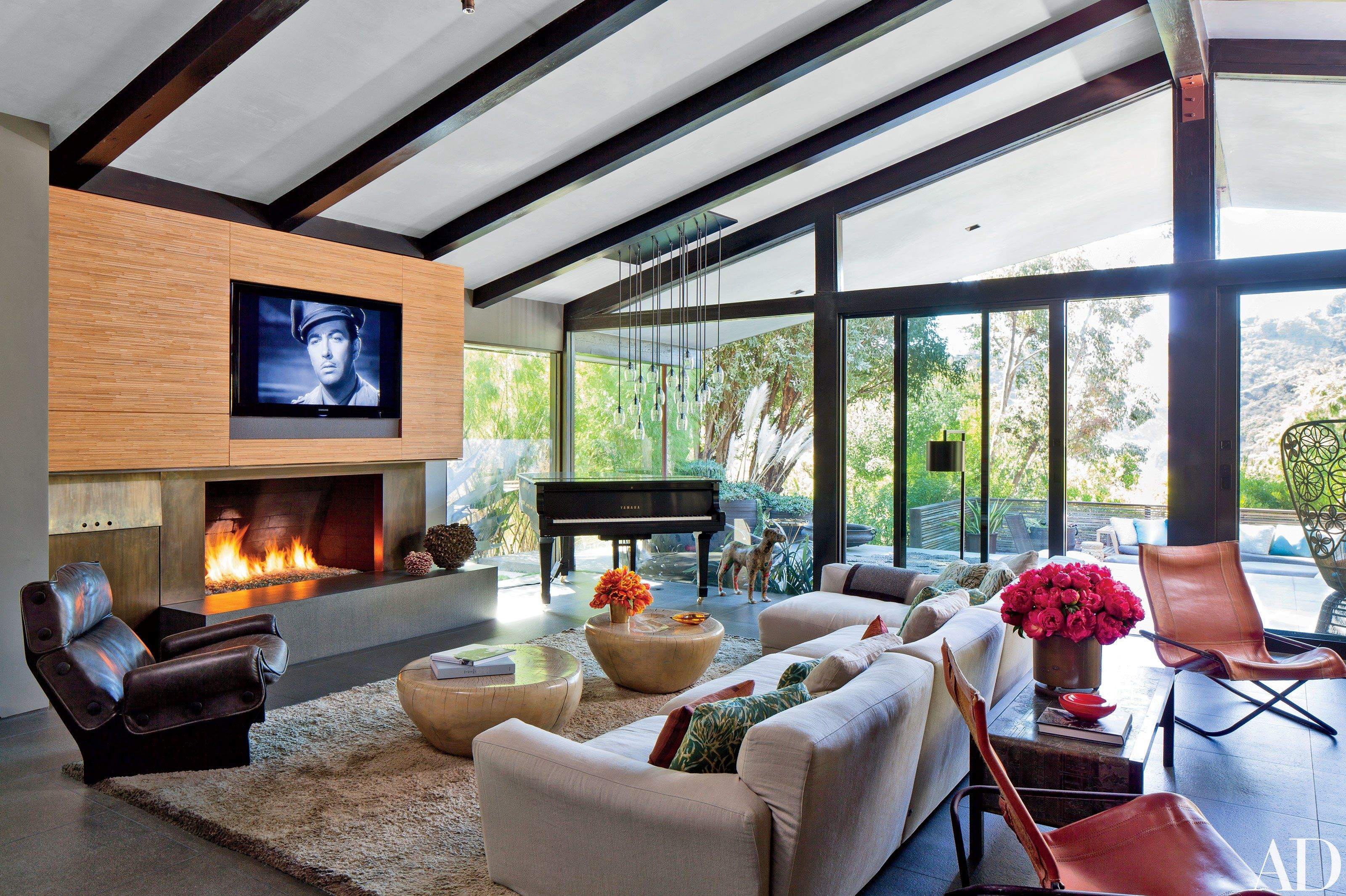 See How John Legend Updated His 1960\'s Los Angeles Residence ...