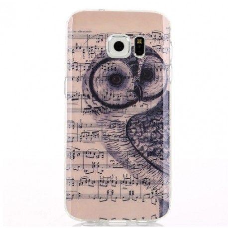 Coque Hibou Musique Samsung Galaxy S7 | Galaxy, Samsung, Musique