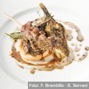 Beccaccia per 6 beccacce. Chef Mauro Uliassi http://www.identitagolose.it/sito/it/ricette.php?id_cat=12&id_art=699&nv_portata=22&nv_chef=&nv_chefid=&nv_congresso=