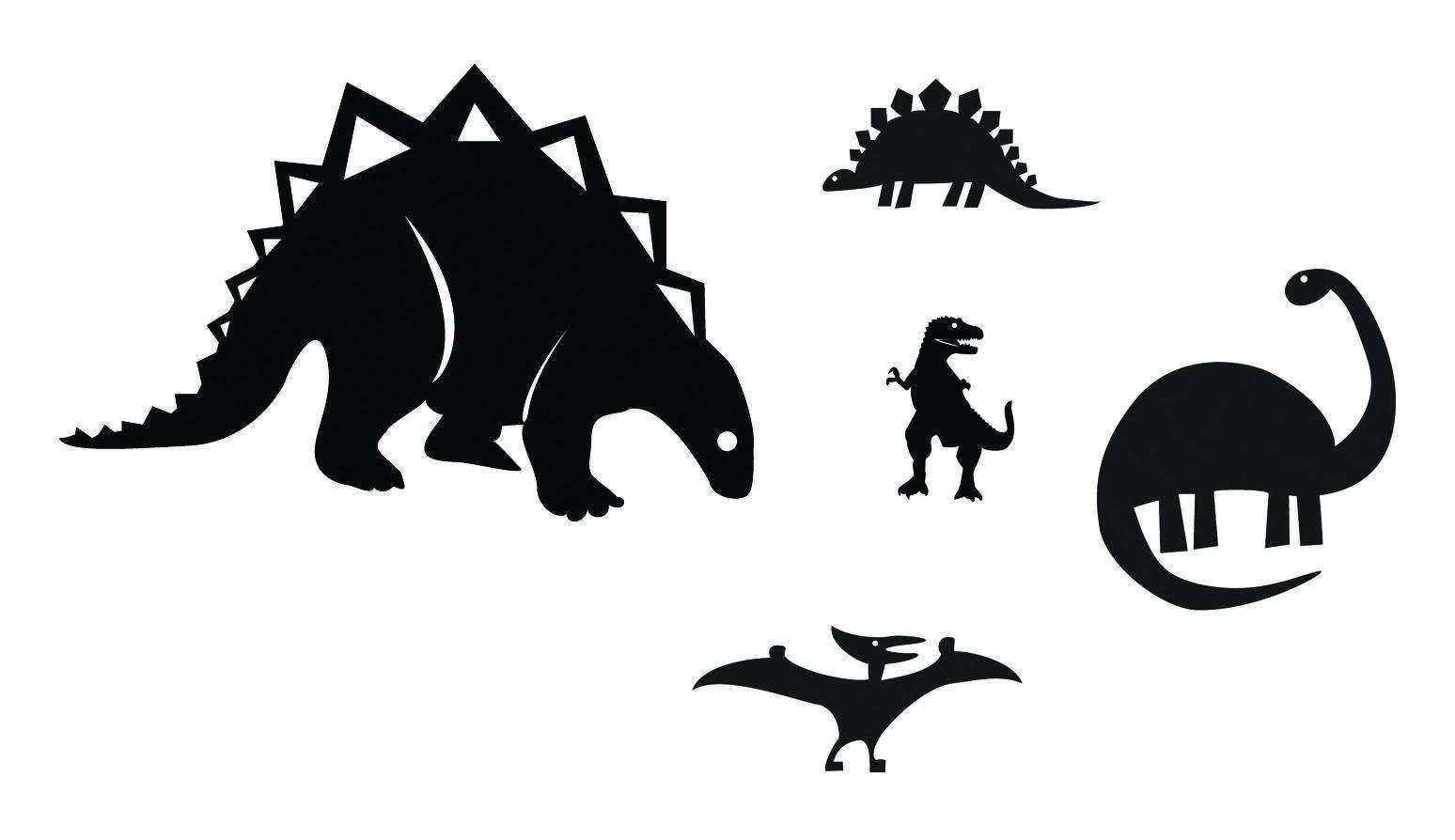 Download Des dinosaures ~ KLDezign les SVG   Dinosaur silhouette ...
