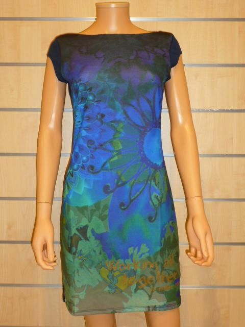Robe Abbey Road 57V21B1 Desigual 118 | DESIGUAL Vêtements ...