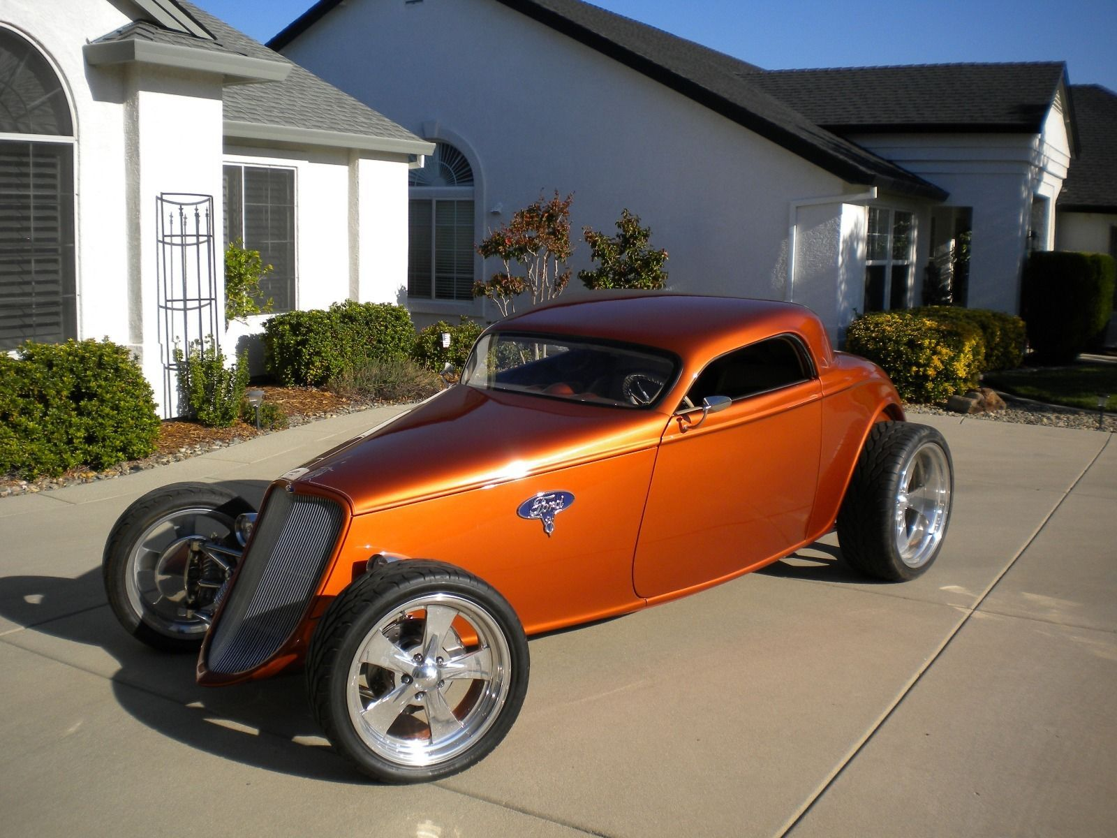 1933 Ford Speedstar Coupe Hot Rod | Replica cars for sale ...