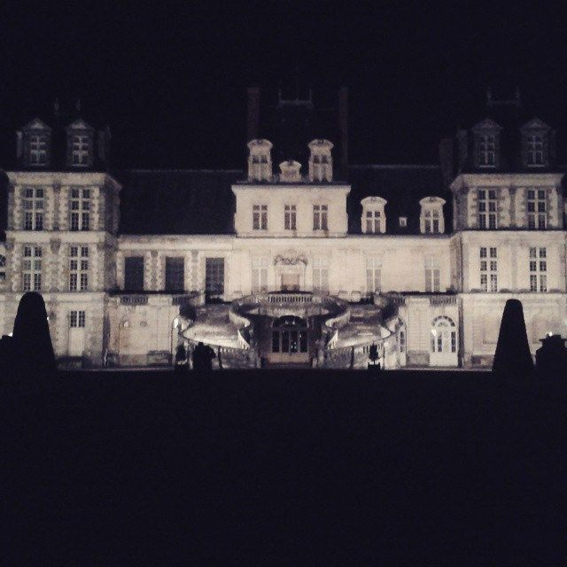#Fontainebleau #chateau #france