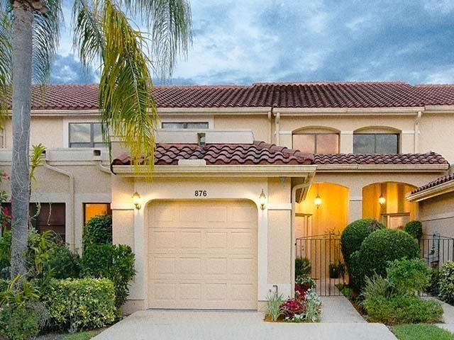 876 Windermere Way, Palm Beach Gardens, FL Townhome Property Listing - Jeff Lichtenstein - Illustrated Properties