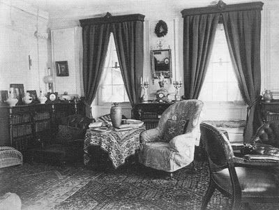 1890s sitting room | Home: Historical Inspiration | Pinterest ... on cool architecture design, old cypress kitchens by design, 1890s interior design, bathroom design, 1920s home interior design, 1920 home decor and design,
