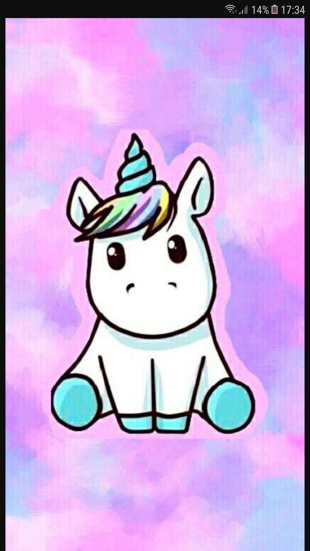 My Profile Pic From Yt 3 Unicorn Wallpaper Unicorn Drawing